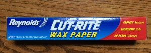 Wax Paper is all you need  for a successful holster break in!