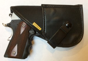 My Sig Ultra 1911 in a Tuckable Remora Holster