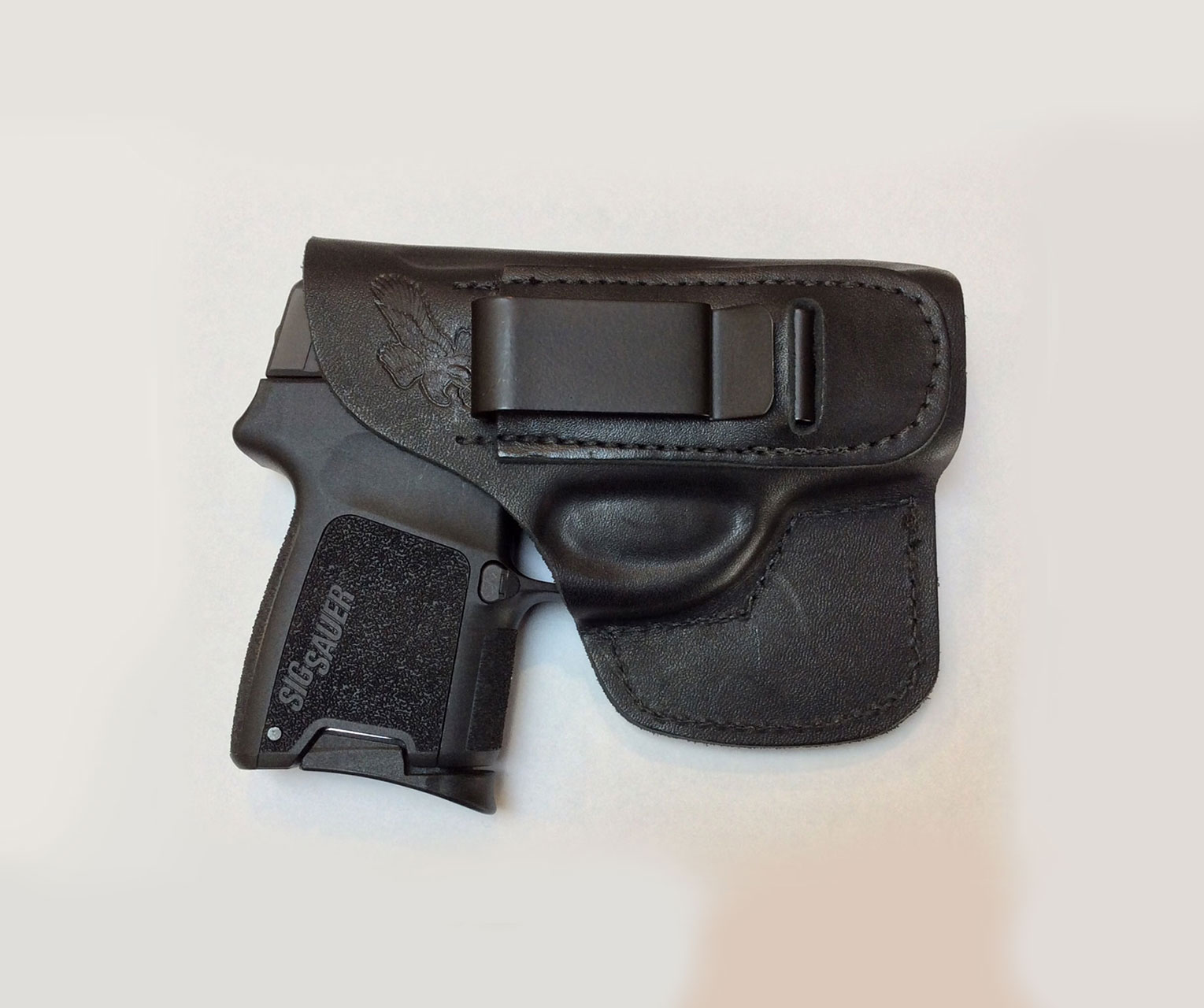 Review & Giveaway: Braids IWB & Pocket Holster for the Sig Sauer P290