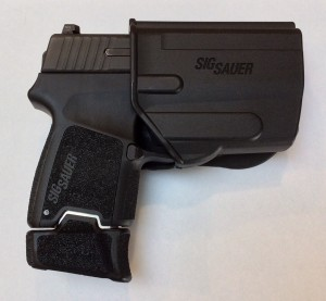 Sig P290 Factory Holster