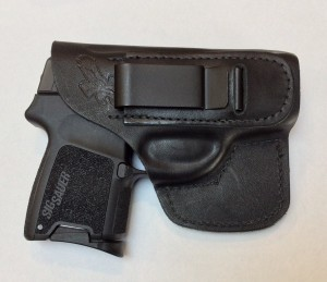 Braids Holster for Sig P290 and P290RS w/o laser