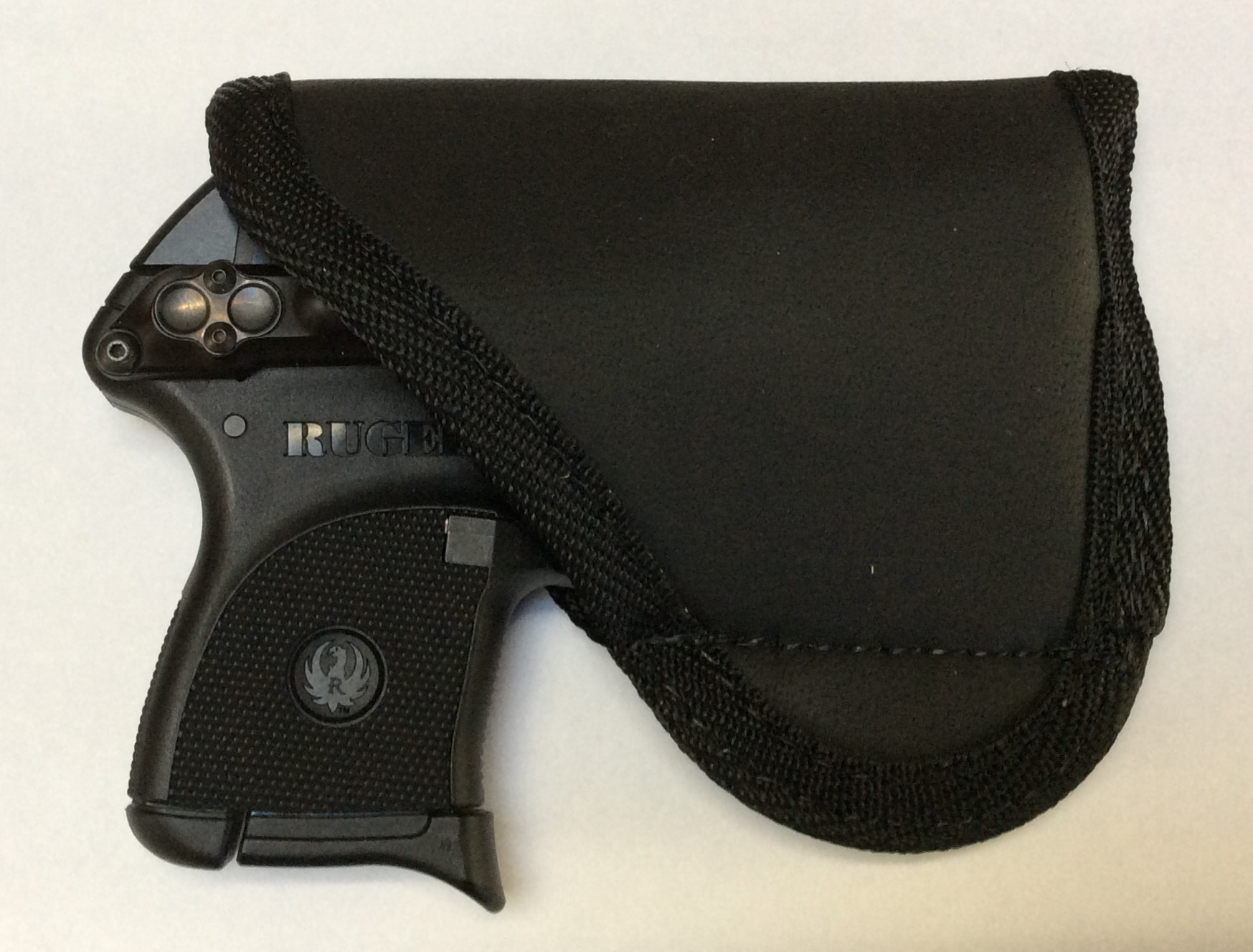Ruger LCP Custom Pocket Holster - Hank's Holster Review