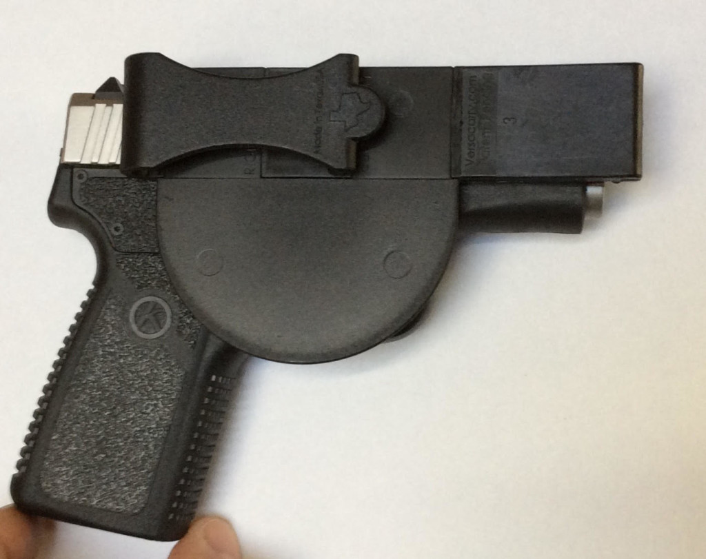 Versa Carry Kahr CT380 holster