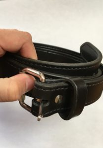 Hybrid Gun Belt by Lenwood
